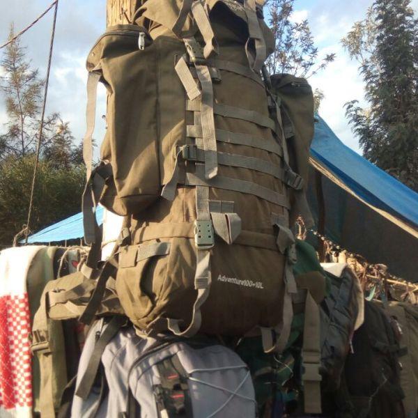Hiking, Climbing Military Rucksacks, Army Rucksack Backpacks in Kenya