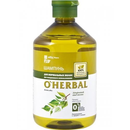Sampon utilizare zilnica pentru par normal O'Herbal