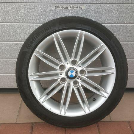 BMW E87 E81 E82 E90 E91 E92  F30 F31 M Felge Alufelge  7,5 J x 17 Zoll 8036938 Ersatzteile BMW KFZ Store BMW Ersatzteile Audi