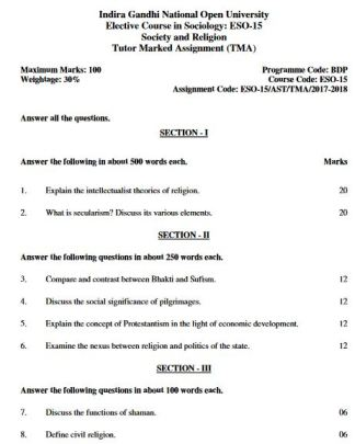 ESO-15_English_SOLVED_ASSIGNMENT_2017-18