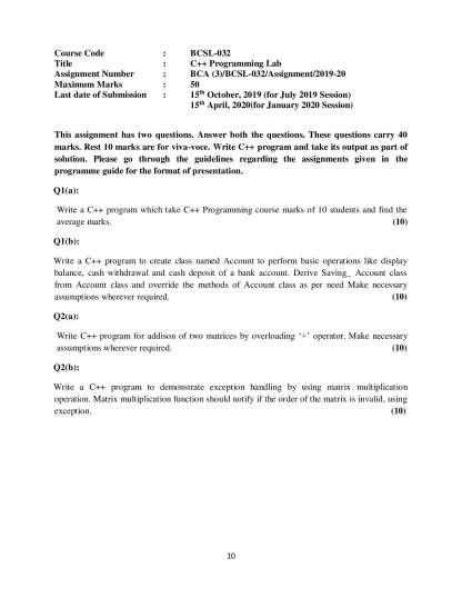 BCSL-032-Assignment-Page-1