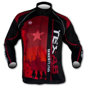 2017 Texas National Team Full Zip Thru Jacket For Sale