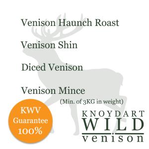 Venison Pack 3 - Knoydart Wild Venison