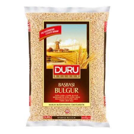 DURU Bulgur - Bulgur ganzes Korn - Başbaşı Bulgur