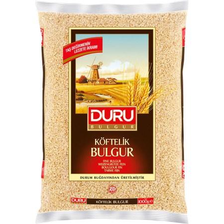 DURU Bulgur - feiner Bulgur für Köfte - Köftelik Bulgur