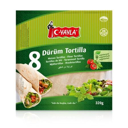 YAYLA ~ Dürüm Tortilla 8 Stück