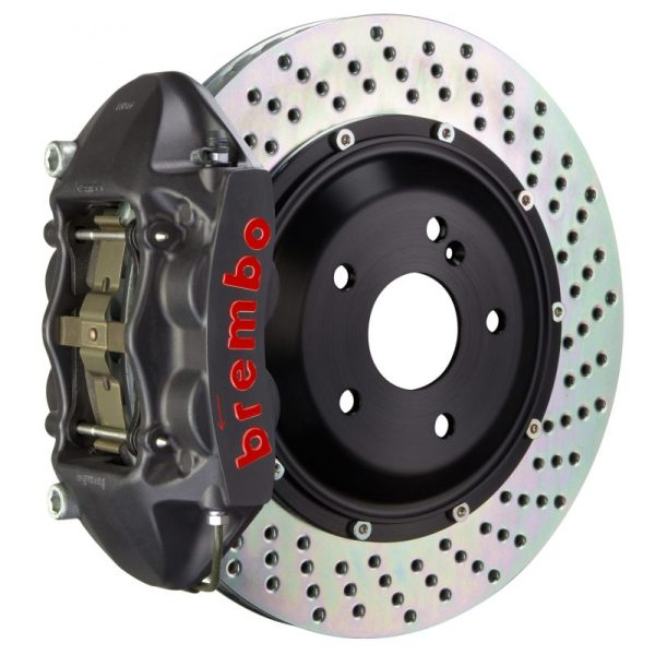 Комплект Brembo 2P18018AS для FERRARI 550 / 575 (EXCLUDING GTC) 1996-2005