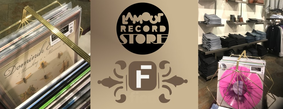 About - LAMOUR RECORD STORE