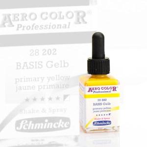 AEROCOLOR Basis Gelb
