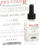 AEROCOLOR EFFEKT Shine Red 2