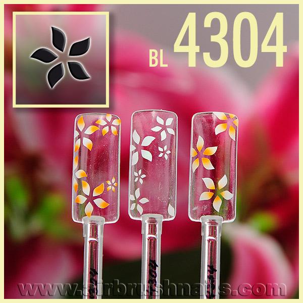 BL4304 Klebeschablonen
