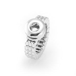 Metallring für Mini-Snap-Click-Buttons