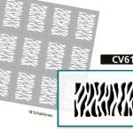 CV6101 Klebeschablonen 3
