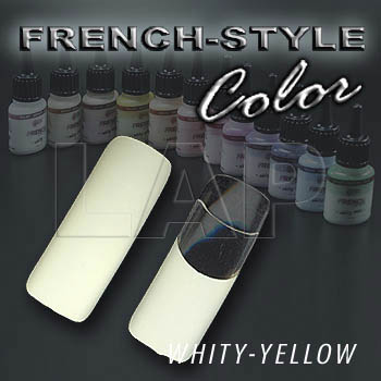FrenchStyleColor 'YELLOW'
