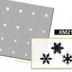 2102-Klebeschablonen XM2102 4
