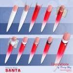 SANTA-airbrushnails
