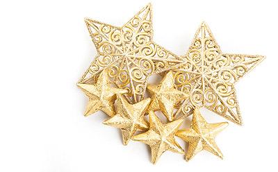 Weihnachten & Winter Nailart Designs