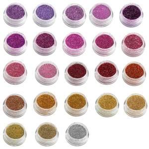 Glitter Auswahl 1