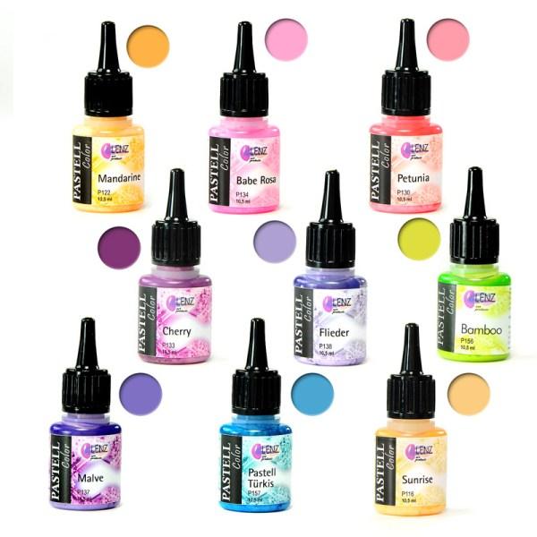 Airbrushfarbenset PastellColor