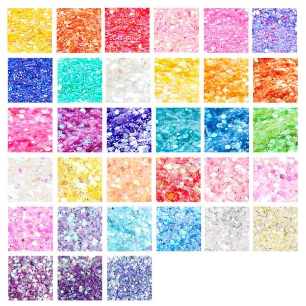 Glittermix 3g