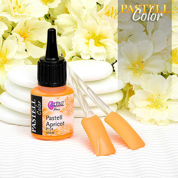 PastellColor Apricot Airbrush