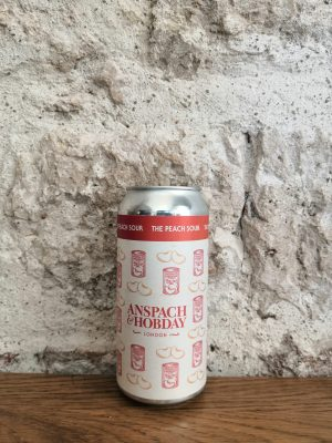 Peach Sour – Anspach & Hobday – 44 cl