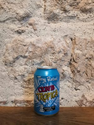 CLWB Tropica – Tiny Rebel – 33 cl