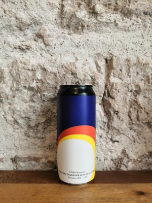 If You Like Double IPA Drink 2 Of These – Crak  & Other Half – 44 cl