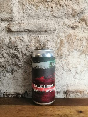 Talk Less Smile More – Boundary – 44 cl