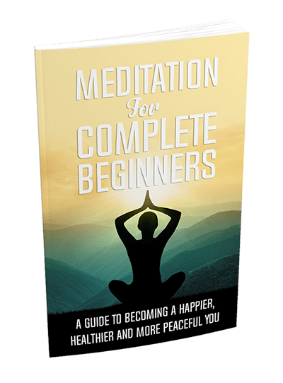Meditation for Beginners eBook