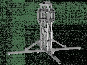 Kомплект подъемного устройства TOWER SYSTEM 05