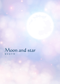 Moon And Star -PURPLE-
