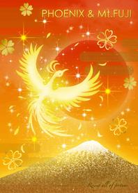 最強運気UP PHOENIX SUN&Mt.FUJI