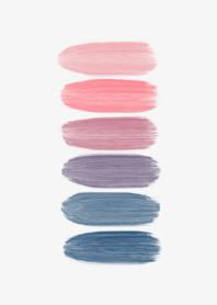 カラーパレット *ピンク紫