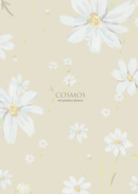 Cosmos-Art -cafe brown-