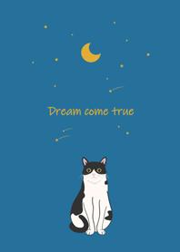 月の流星(ミルクキャット)