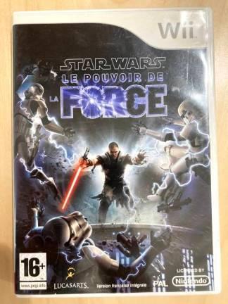 Star Wars : le Pouvoir de la Force / Wii
