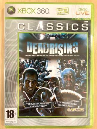 Dead Rising - classics / XBOX360