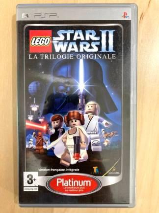 Lego Star Wars 2 : la trilogie originale (platinum) / PSP