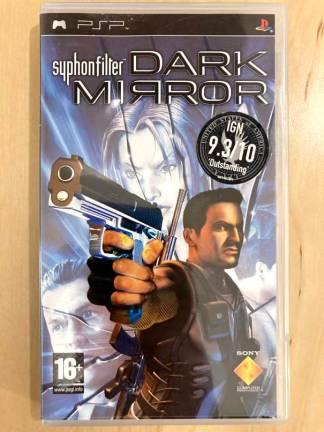 Syphon Filter Dark Mirror / PSP