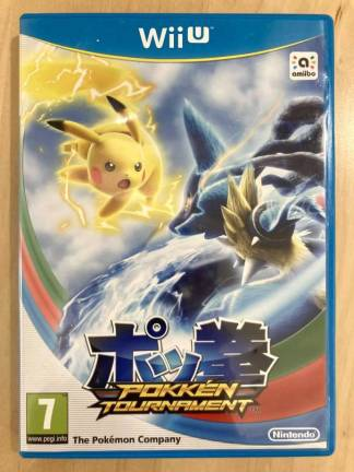 Pokkén Tournament / Wii U