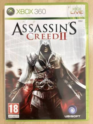 Assassin's Creed II / XBOX 360