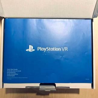 Casque PlayStation VR Compatible PS4 + Caméra (sans jeux)