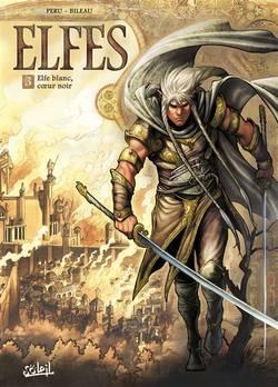 Elfes Volume 3, Elfe blanc, coeur noir