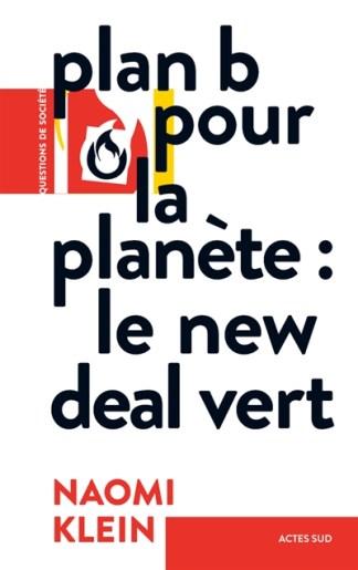 Plan B pour la planète : le new deal vert