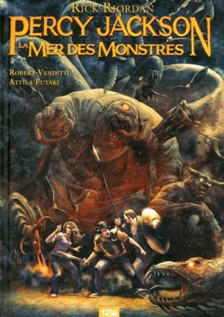 Percy Jackson Volume 2, La mer des monstres