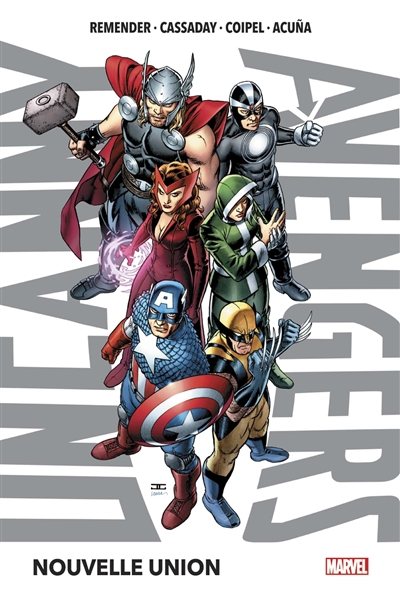 Uncanny Avengers Volume 1, Nouvelle union