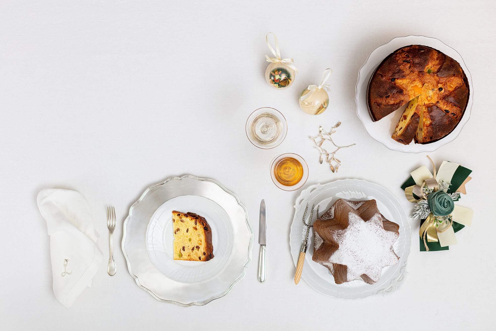 Panettone and Pandoro Made in Italy