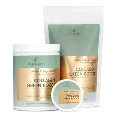 VILD NORD – Collagen Green Boost