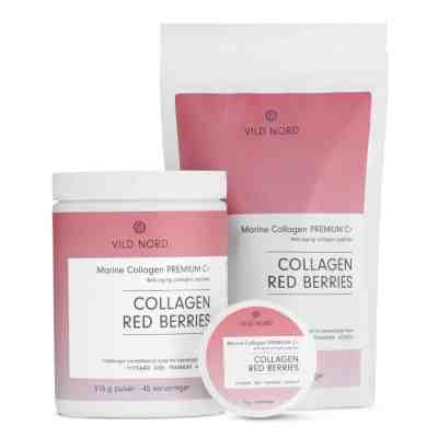 VILD NORD – Collagen Red Berries